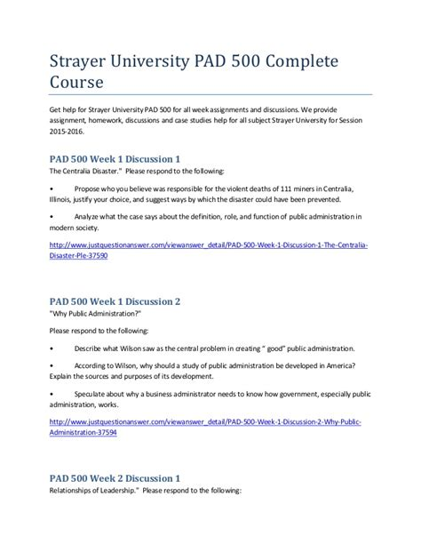 Strayer 10 Course Mba by Strayer Mkt100 Week 1 Week 5 Discussion