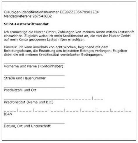 die sepa lastschrift sepa direct debit deutsche bundesbank