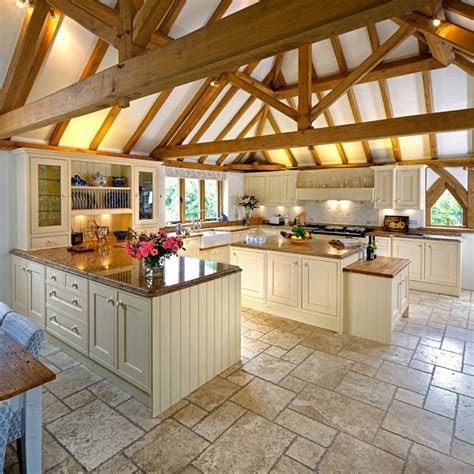 House Plans With Country Kitchens by Luxurious Country House Kitchen Design On Home Kitchens