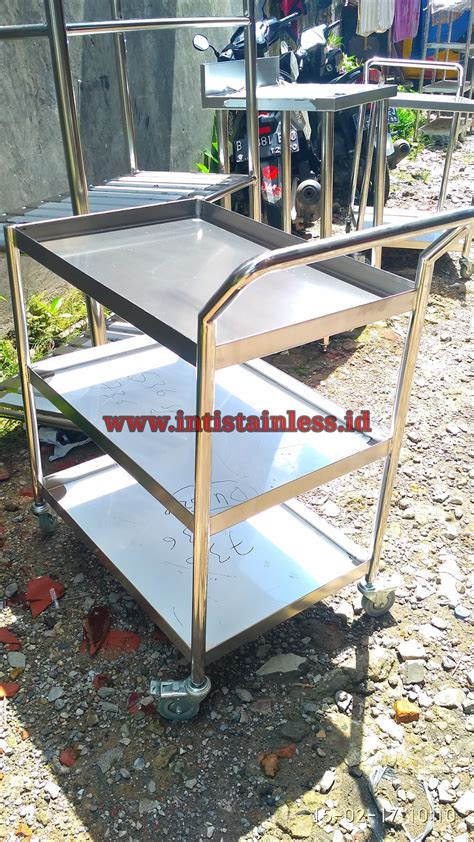 Rak Steel 5 Tingkat Krisbow Kw1700350 jual rak stainless rak penyimpanan tiers rack custom