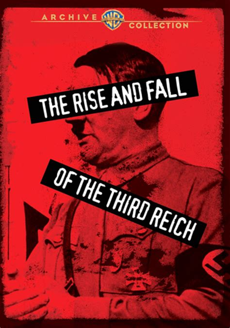 afterdark writes documentary the rise of the third reich the rise and fall of the third reich 1968 mel stuart releases allmovie