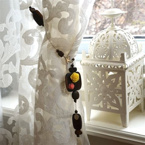 magnetic holdbacks for curtains 1000 images about magnetic tie backs on pinterest
