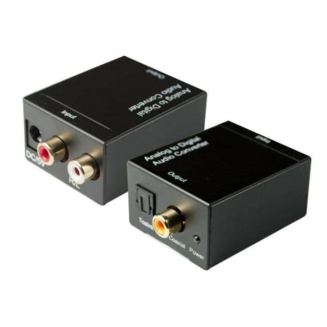 converter audio analogue to digital audio converter
