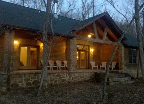 Vacation Cabins Arkansas by Woolly River House On The Vrbo