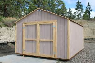 Where To Buy Storage Sheds Portable Sheds From Structures In City Montana