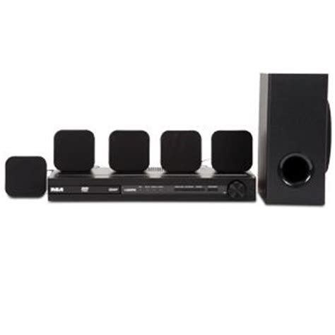 rca rtd3136 5 1 channel home theater system ebay
