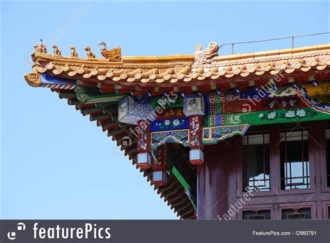 Architectural Plans Online Photo Of Traditional Chinese Roof Detail