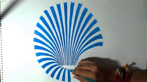 3d Illusion Drawing Tutorial drawing a 3d anamorphic illusion 3d drawing