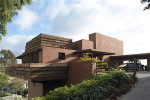frank lloyd wright style homes in l a a wright house at auction huffpost