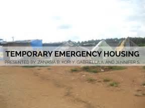 emergency section 8 housing california copy of temporary emergency housing by zanasia bynum