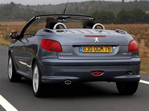 peugeot 206 cc specs 2005 peugeot 206 cc pictures information and specs