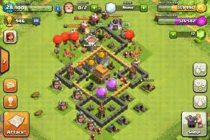 Coc th5 farming base car tuning click for details defense coc th5 best