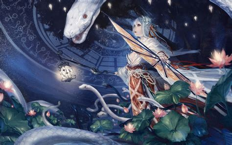 anime queen wallpaper snake queen wallpaper anime wallpapers 45979