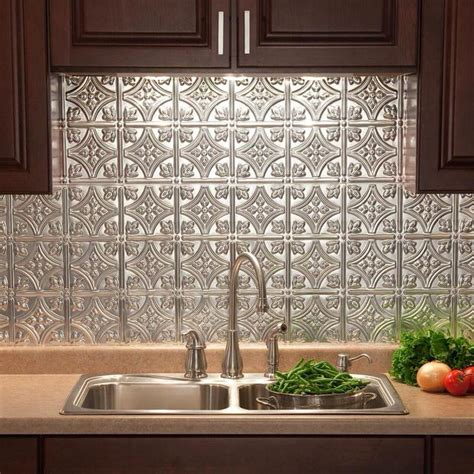 Cheap Kitchen Backsplash Alternatives by 6 Ways To Redo A Backsplash Right Over The Old One