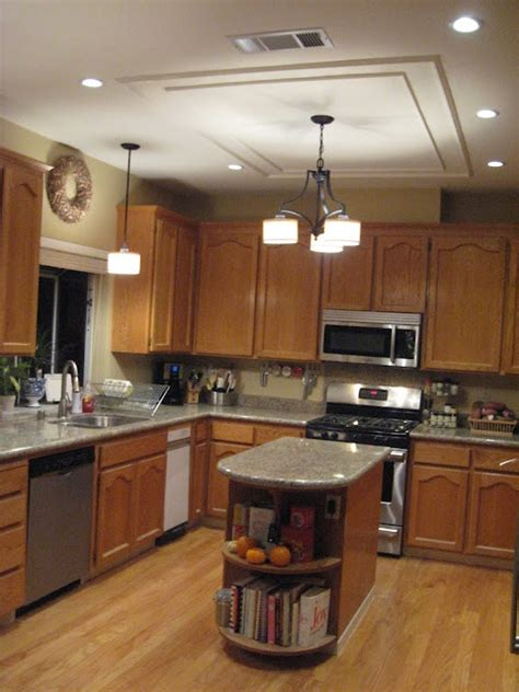 Fluorescent Lights For Kitchens Ceilings Removing A Fluorescent Kitchen Light Box Money Shelves And Lighting