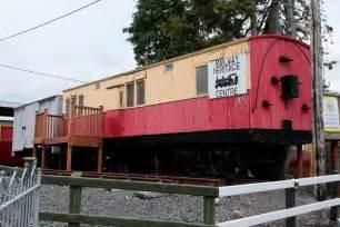 der wagen der wagen 28 der eh county donegal railway dient heute im