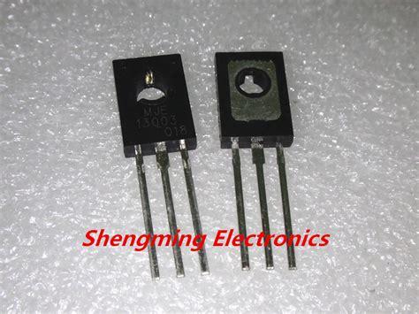 transistor mje13003 transistor mje13003 28 images transistor mje13003 to 126 switching transistors bizrice