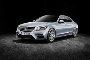 Mercedes S Calss New Mercedes S Class Facelift 2017 Specs News And
