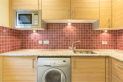 kitchen design idea install a stainless steel backsplash easy to install backsplash ideas