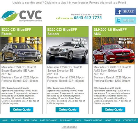 car dealer email templates choice image templates design