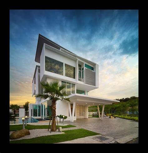 modern bungalow house design malaysia small modern house 124 best 1 4 malaysia modern villas images on pinterest