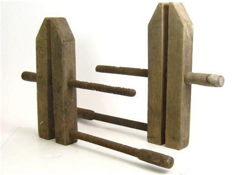 carpenters bench vice 2 antique large wooden cls carpenters bench vise