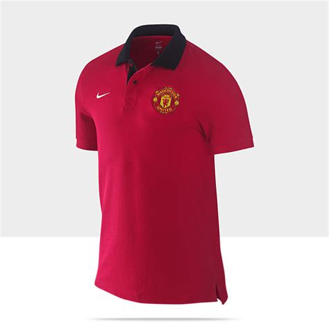 Tshirt Manchester United Hitam polo shirt bola klub klub dunia 2012 2013 exella
