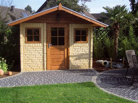 Gartenhaus Selber Bauen Stein 5062 by Beckers Betonzaun Vertriebspartner