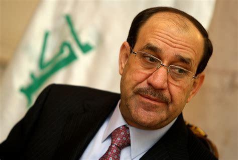 Al Malika iraq crisis prime minister nouri al maliki steps