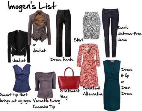 Tim Gunn Wardrobe Essentials by What Every Should In Wardrobe