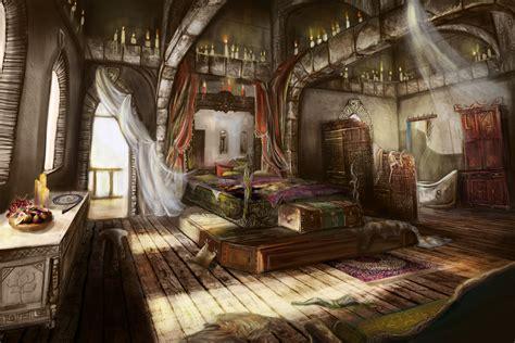 Tudor Homes Interior Design Meg Owenson Concept Artist Illustrator