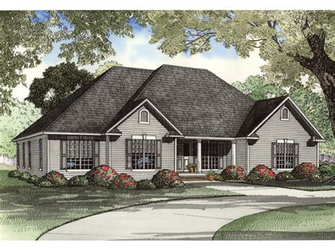 traditional ranch house plans salvador traditional ranch home plan 055d 0683 house
