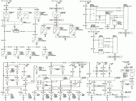 nissan d21 wiring diagram on 87 hardbody lexus rx300