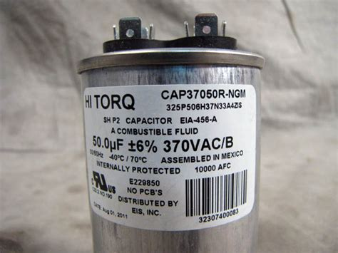 ngm capacitors uk ngm hi torq capacitor 50mfd 370v cap37050r ngm new ebay