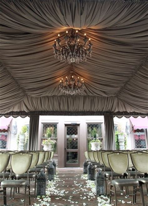 draped ceilings for wedding receptions 17 best images about draping tent ideas on pinterest