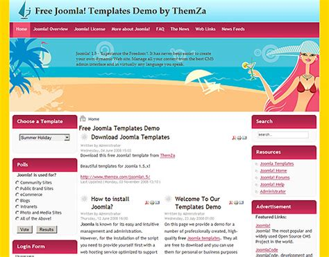 Joomla Template For Event Management Downloadsusa Joomla Event Template