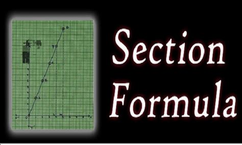 section formula for external division notes on lesson on co ordinate geometry kullabs com