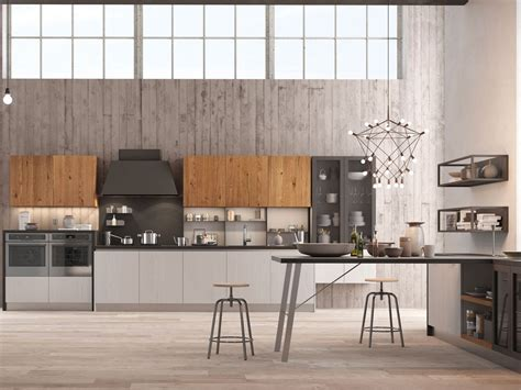 cucine lineari cucina lineare con penisola arredamento mobili