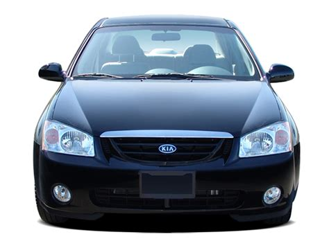 Kia Spectra Change 2005 Kia Spectra Reviews And Rating Motor Trend