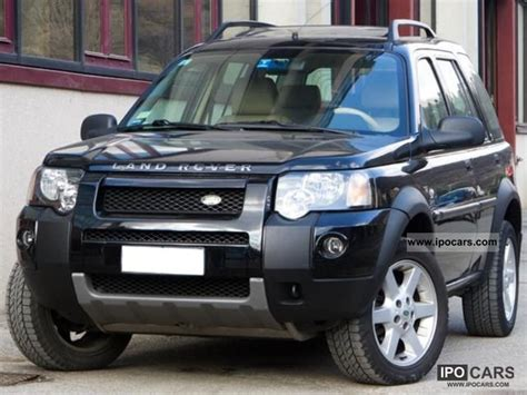 land rover freelander 2005 2005 land rover freelander 2 0 td4 16v cat s w hse car