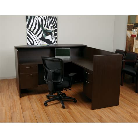 osp furniture napa desk osp napa reception station atwork office furniture canada