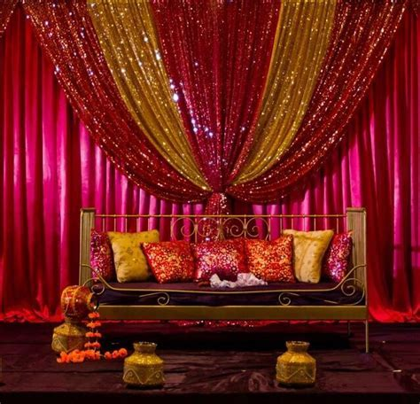 Sangeet Inspiration! For Indian Wedding Decorations in the