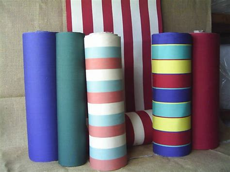 canvas material for chairs deck chair fabric canvas material cotton by the metre ebay