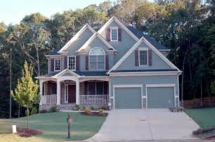 colonial home plans with photos two story colonial house plans find house plans