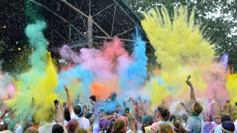 color run gainesville kaleidoscope tour s color run comes to gainesville wuft news