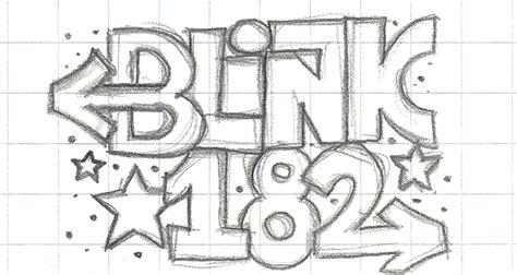 drawing blink 182 logo blink 182 logo arrows by cronos stef on deviantart