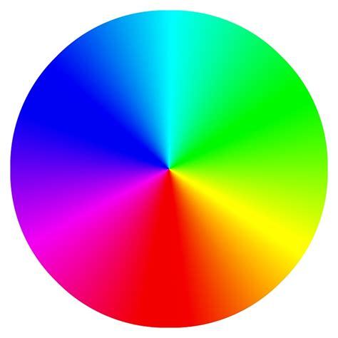 color spectrum free illustration colour wheel spectrum rainbow free
