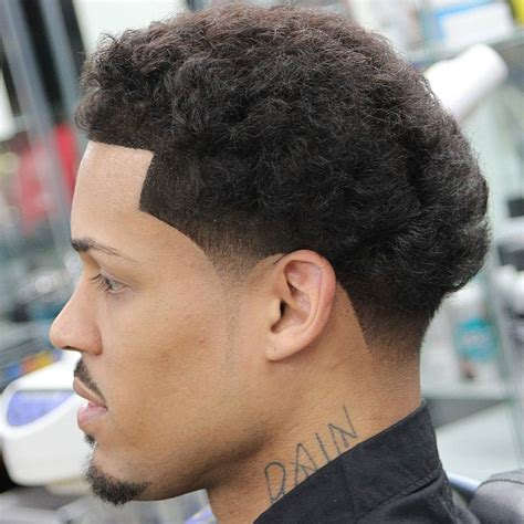 tapered afro for men 25 taper fade hairstyles for all seasons hairstyles for