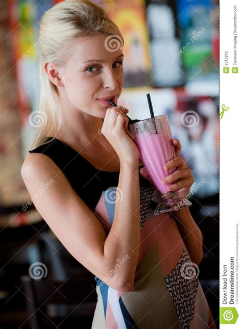 milkshake photography drinking milkshake stock photography image 8315812