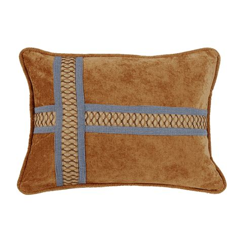 Oasis Pillow by Desert Oasis Cross Pillow